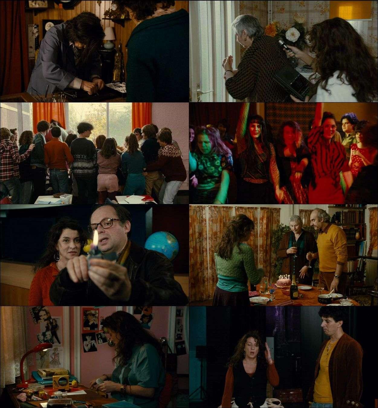 Baştan Al - Camille redouble (2012) türkçe dublaj film indir