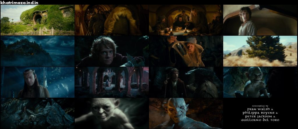 The Hobbit An Unexpected Journey 2012 Hollywood Movie Download in 1080p BRRip