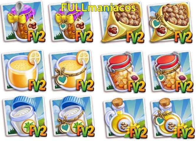 Fv2 Nuevos Items de Edicion Limitada 12-12