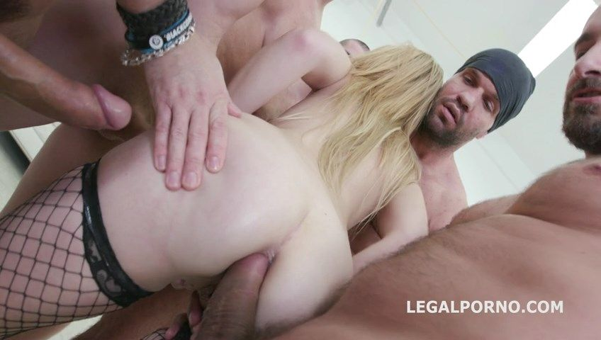 [LegalPorno.com] Rebecca - 7on1 Double Anal GangBang with Lindsay Sharon /See description for more info/ GIO332 |