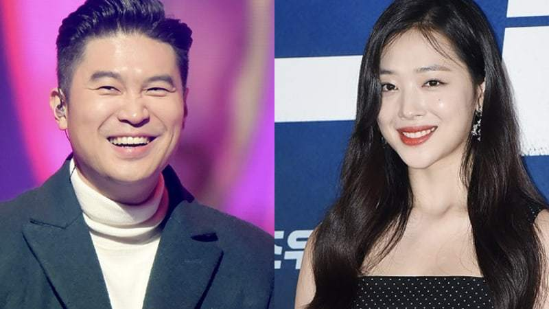 Dynamic Duo's Choiza Denies Recent Rumors About Dating Sulli Again