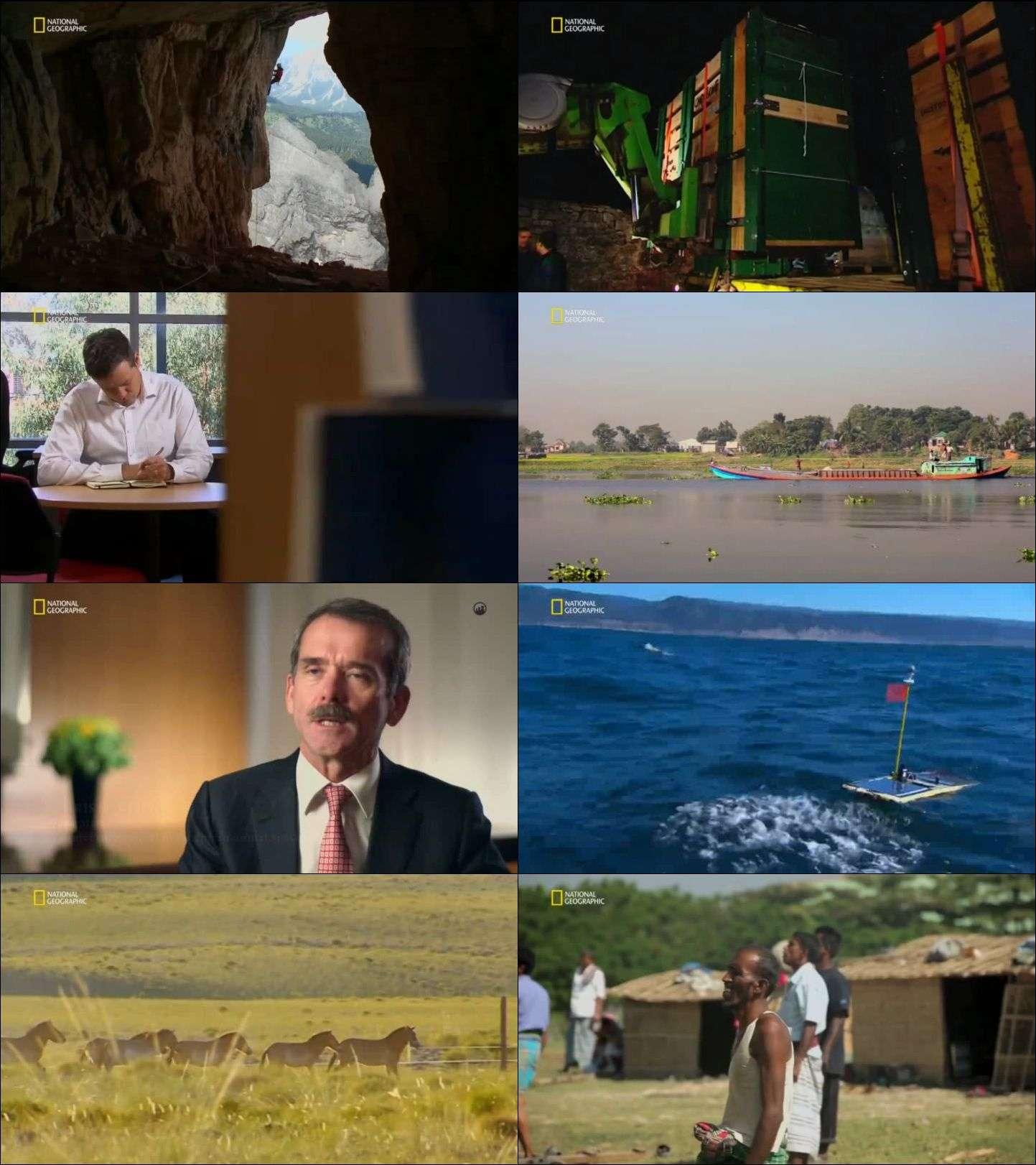 National Geographic 40. Girişim Ödülleri (2016) türkçe dublaj belgesel indir