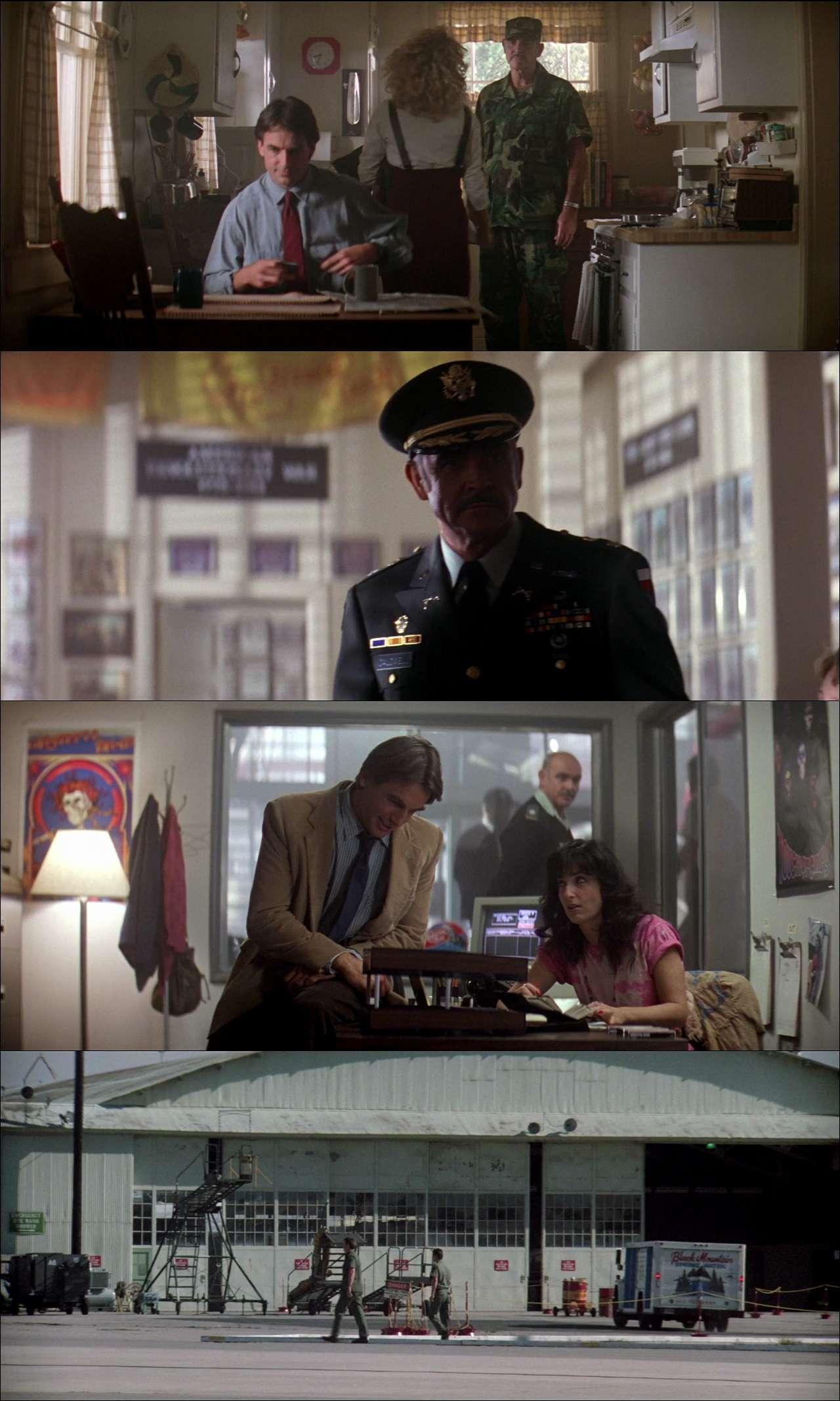 Düşman İkili - The Presidio (1988) türkçe dublaj full film indir