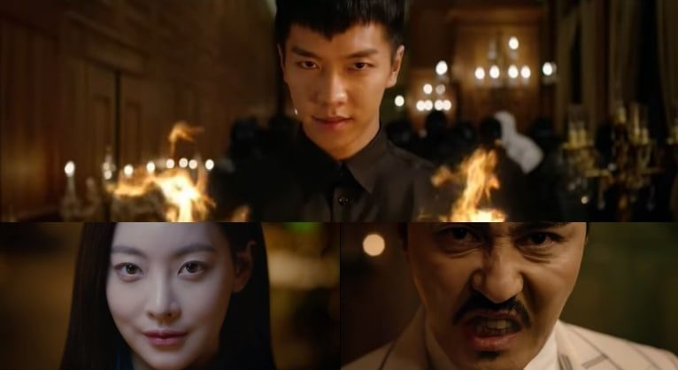 "Watch: ""Hwayugi"" Releases Additional Character Teasers For Lee Seung Gi, Oh Yeon Seo, And Cha Seung Won"