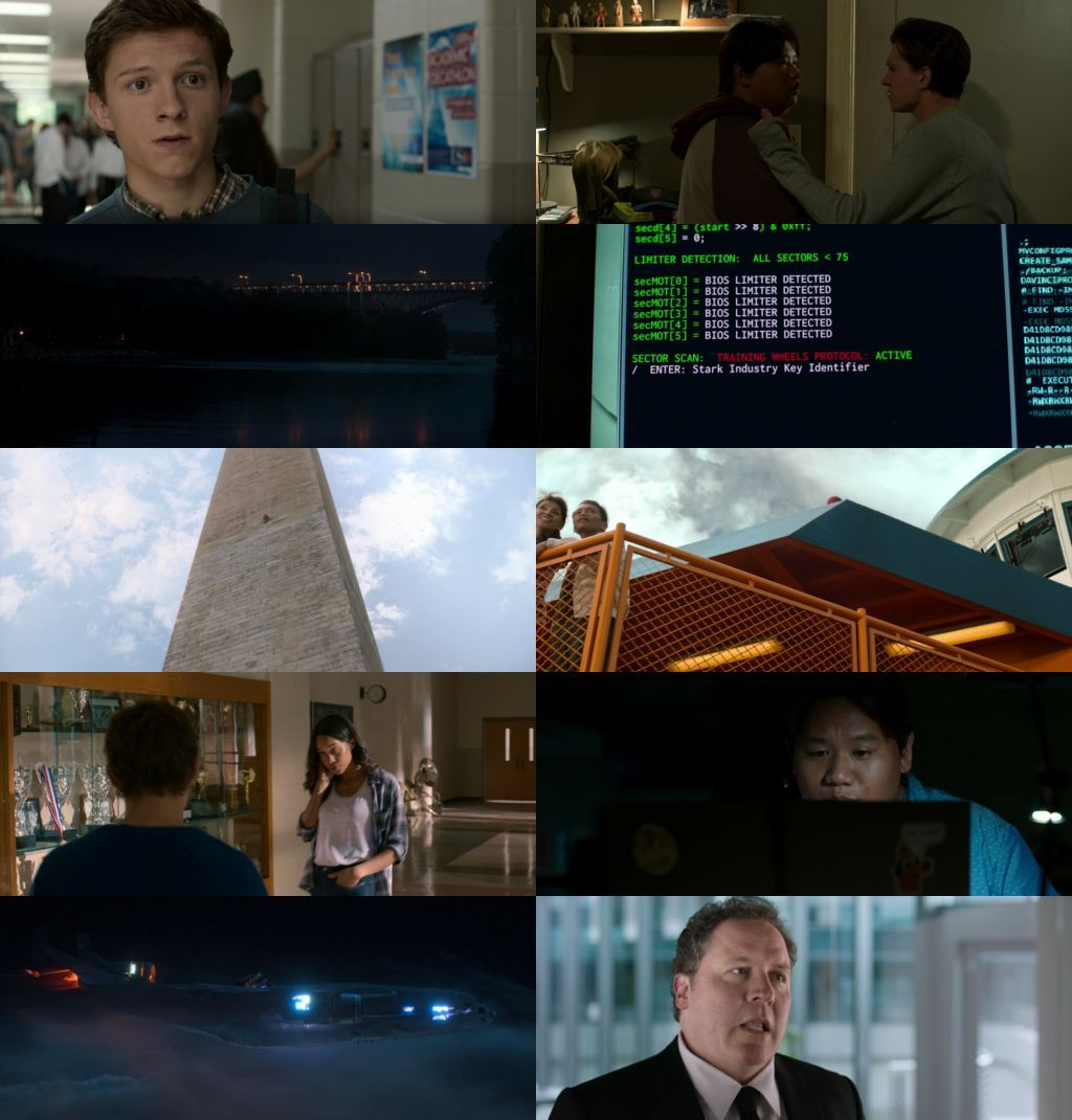 Spider-Man Homecoming 2017 720p BluRay x264-SPARKS