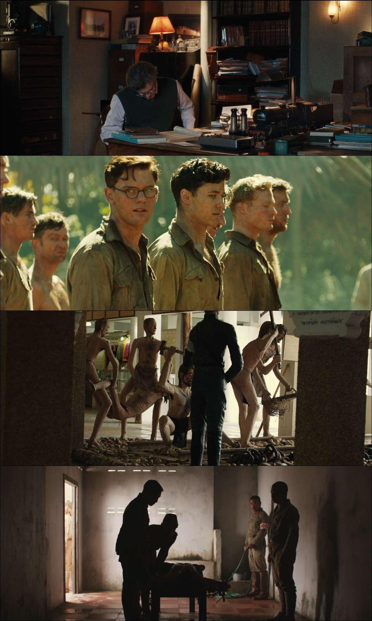 Geçmişin İzleri - The Railway Man (2013) türkçe dublaj film indir