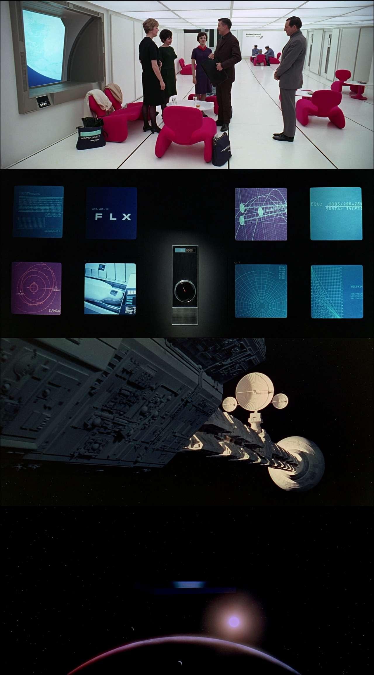 2001: Uzay Yolu Macerası (1968) hd türkçe dublaj film indir