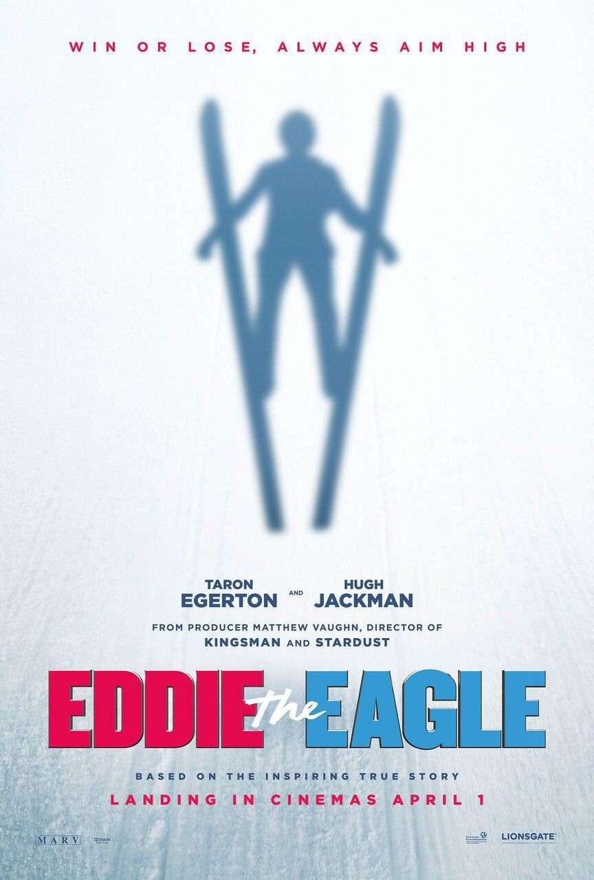 Эдди «Орел» | BDRip 1080p | Лицензия
