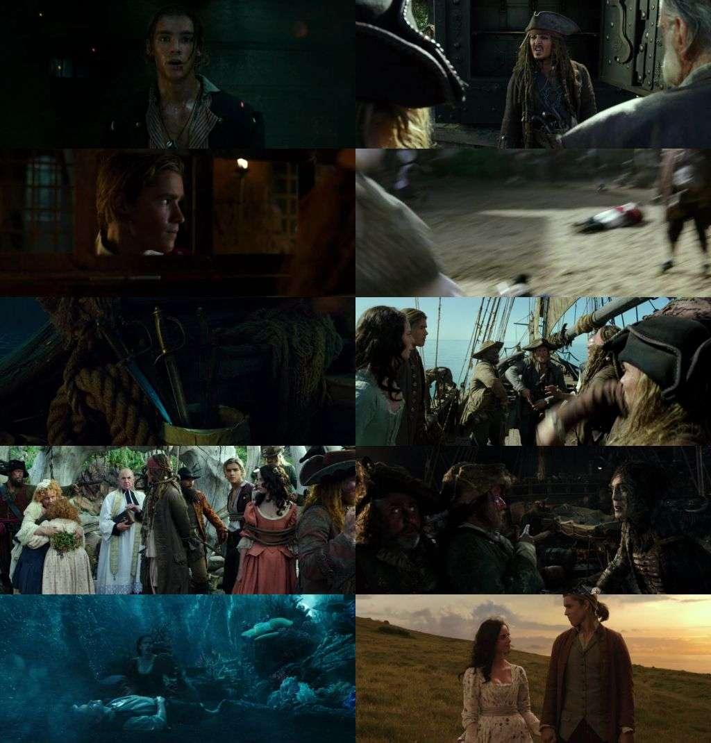 Pirates of the Caribbean: Dead Men Tell No Tales (2017) 720p BDRip [Tamil+Hindi+ENG]