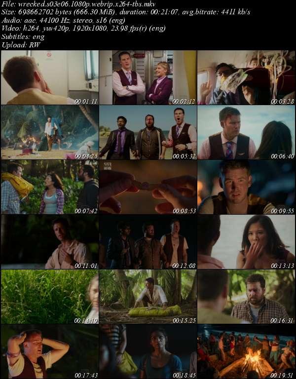 Wrecked S03E06 1080p