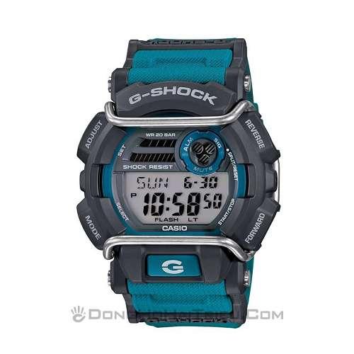 Đồng Hồ G-Shock GD-400-2DR Màu Lam Phá Cách