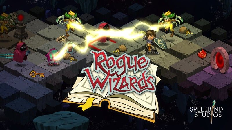 Rogue Wizards | PC | RePack от Saverneo