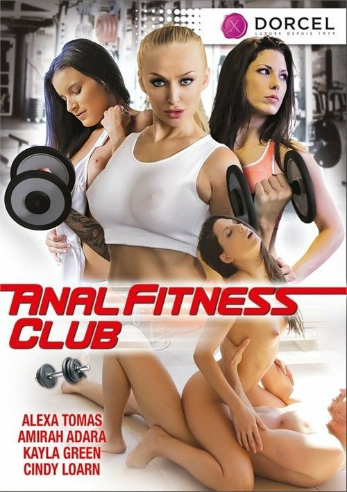 Marc Dorcel - Anal Fitness Club (2016) WEB-DL 720p SPLIT SCENES |