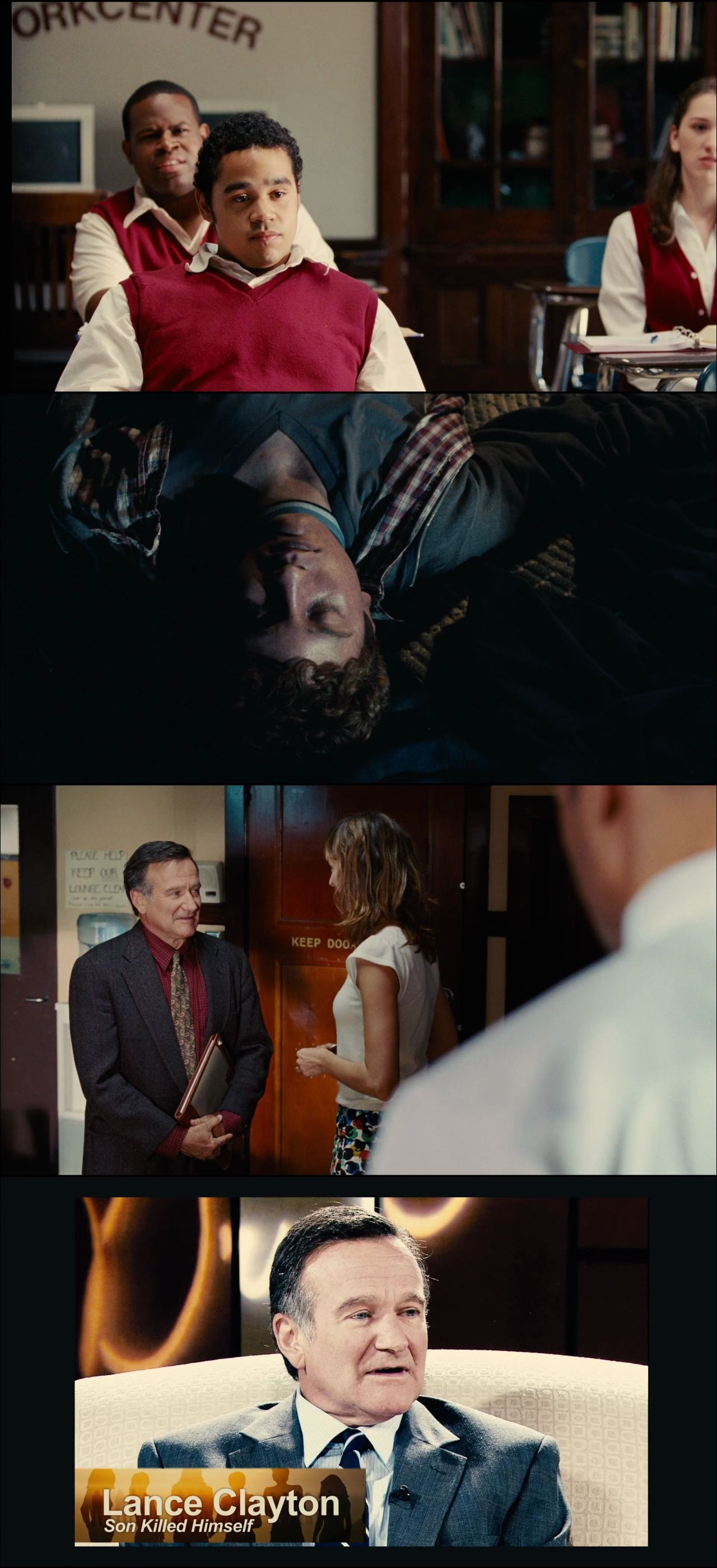 Büyük Baba - World's Greatest Dad (2009) türkçe dublaj film indir