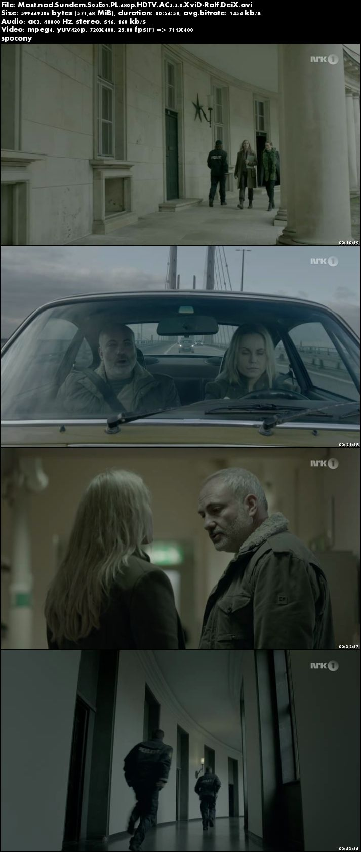 Most nad Sundem / Bron / Broen (2013) {sezon 2} PL.480p.HDTV.AC3.2.0.XviD-Ralf.DeiX [Lektor PL]