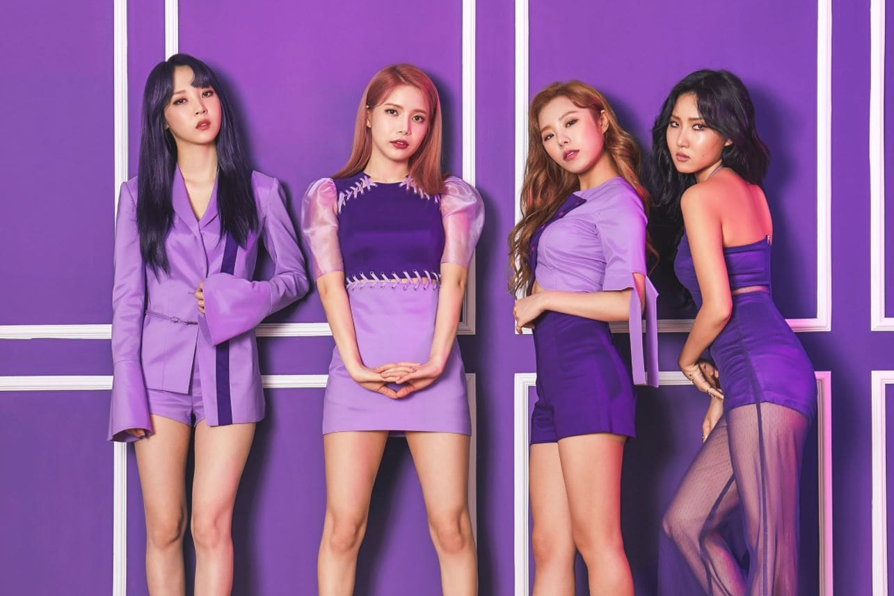 "MAMAMOO Prevails With ""Yes I Am""; Soompi's K-Pop Music Chart 2017, July Week 3"