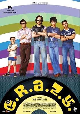 Братья C.R.A.Z.Y. | BDRip 720p | P
