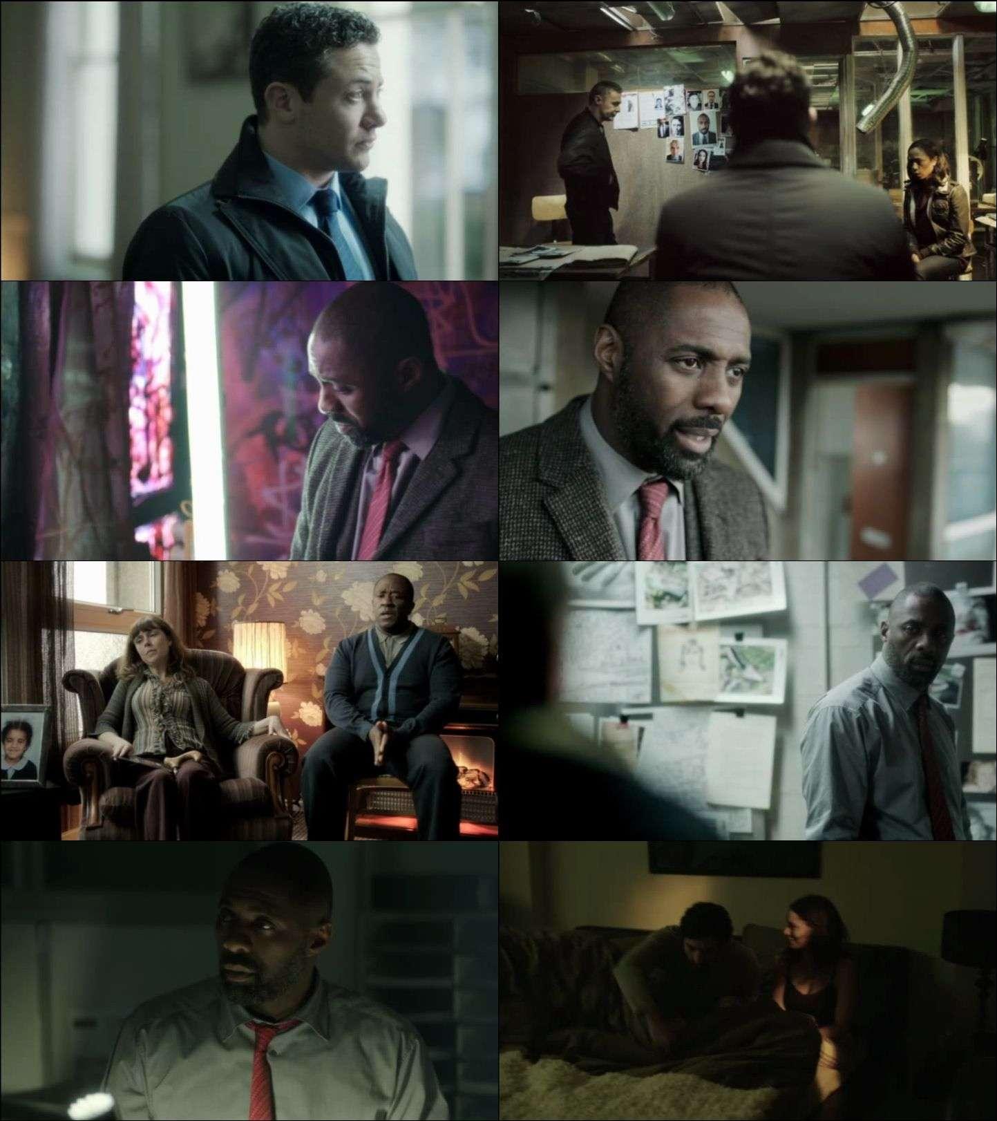 Luther (2010–2016) Yabancı Dizi 3. Sezon Tüm Bölümler türkçe dublaj indir