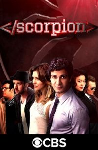 download series Scorpion S04E11 Who Let the Dog Out ('Cause Now It's Stuck in a Cistern)""