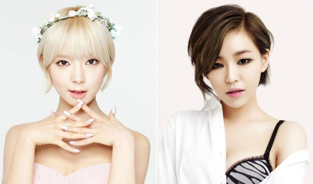Ga In compares herself to AOA's ChoA