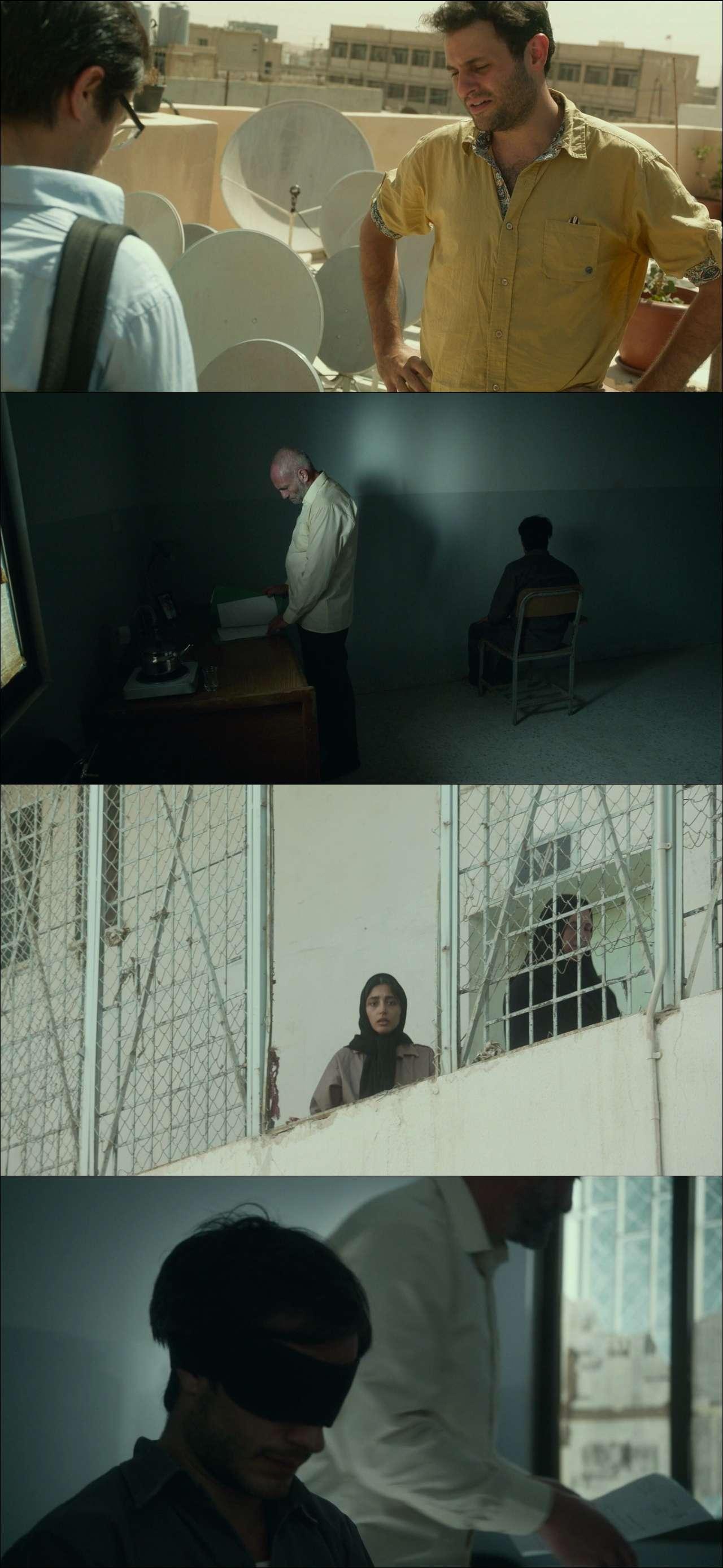 Gül Suyu - Rosewater (2014) türkçe dublaj film indir