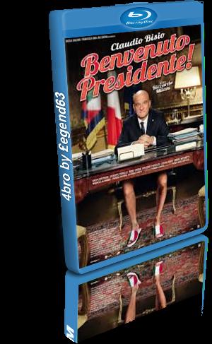 Benvenuto Presidente! (2013) Full BluRay AVC DTS-HD iTA