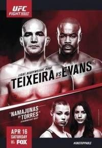 Смешанные единоборства - UFC on Fox 19 / UFC on FOX 19: Teixeira vs. Evans | HDTVRip | ENG