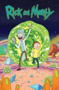 download series Rick and Morty S03E02 Rickmancing the Stone