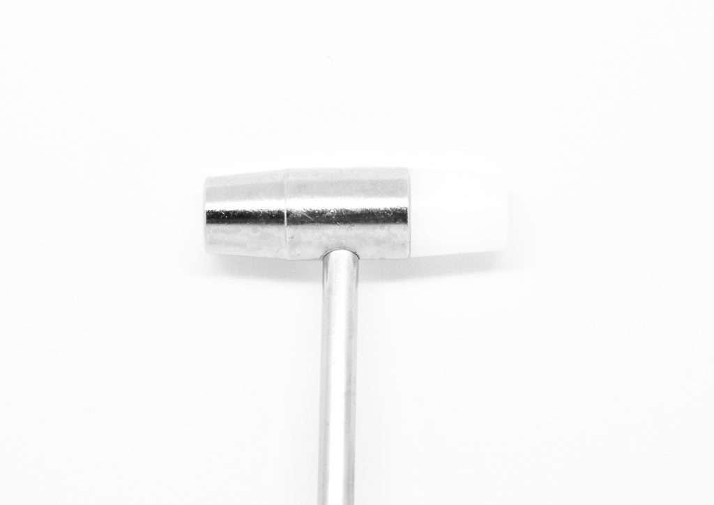 Geepro Uhrmacherhammer: Detailansicht