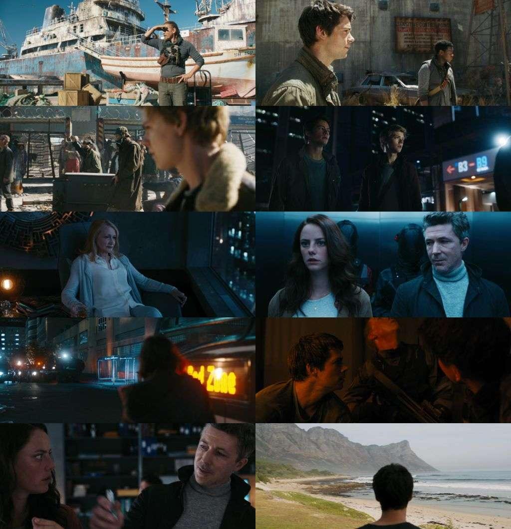 Maze Runner The Death Cure (2018) 1080p BluRay x264 DTS-HD MA.7.1-HDChina