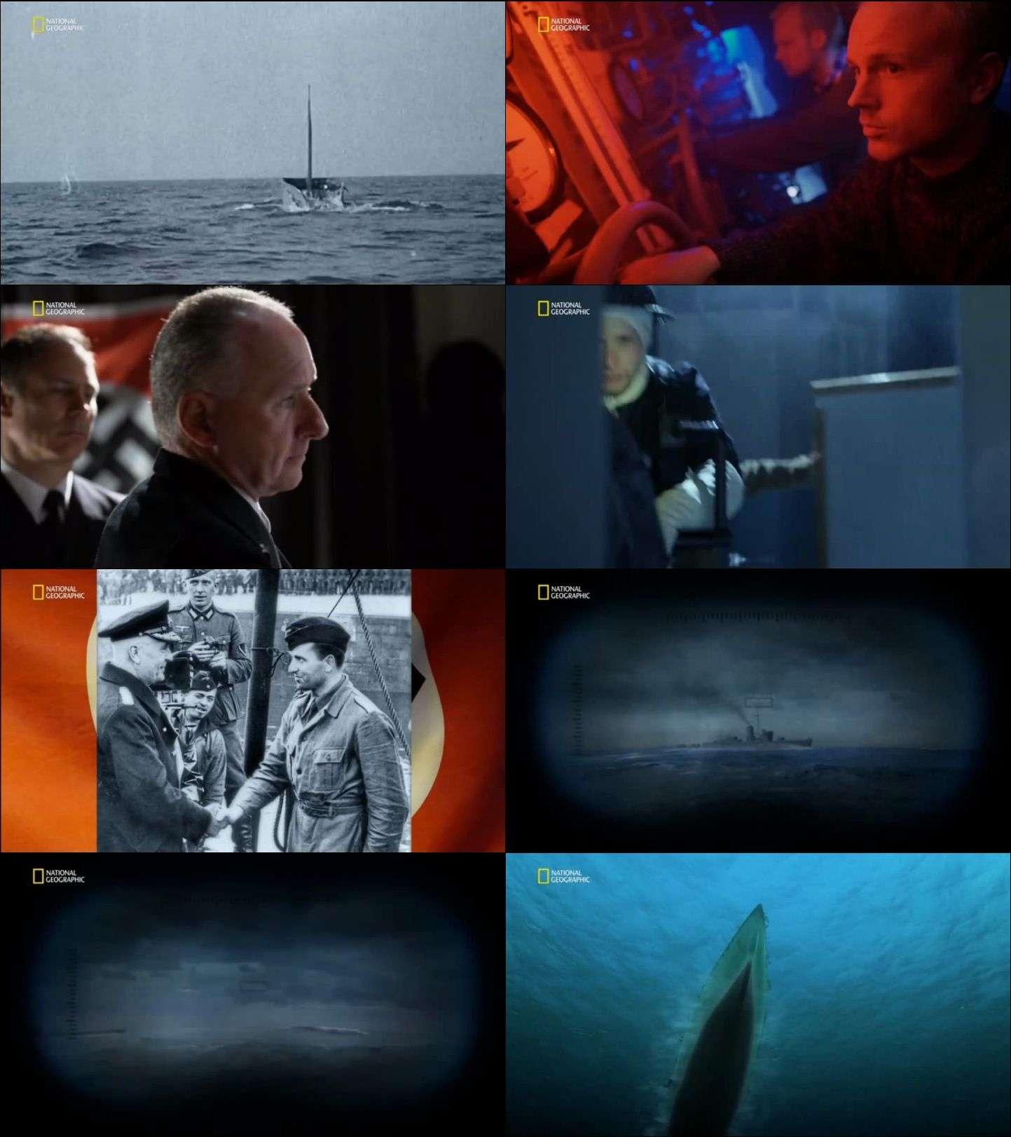 National Geographic - İkinci Dünya Savaşı: Sualtı Cehennemi (2016) türkçe dublaj belgesel indir