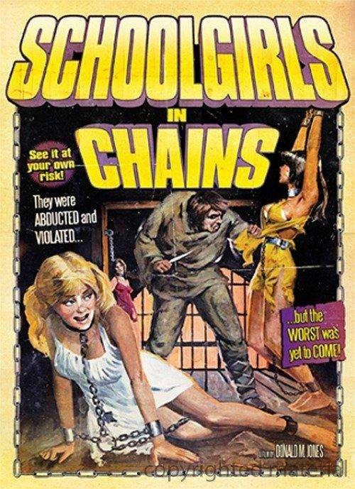Школьницы в цепях / Schoolgirls in Chains (Mirror Releasing) (1973) BDRip 1080p [rus] |