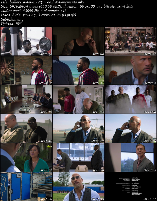 Ballers 2015 S04E08 720p