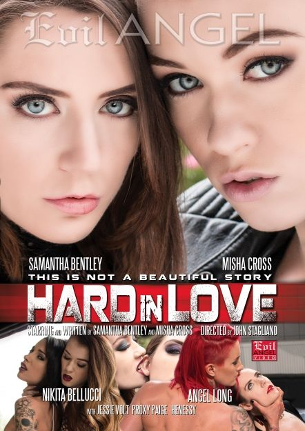 Постер:Hard In Love