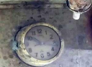 세월호 조타실 시계는 침몰 시각 '10시 17분'에 멈춰 있었다