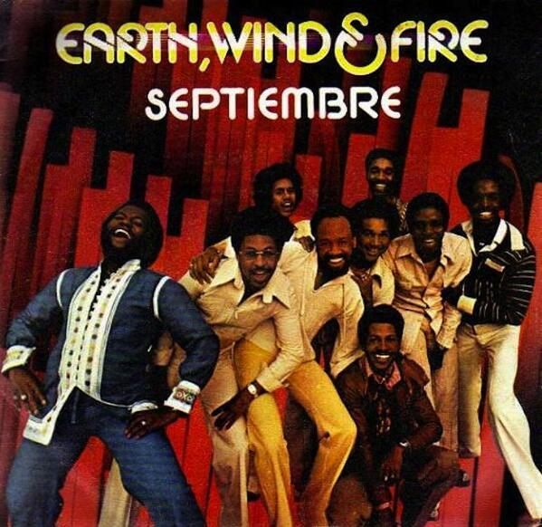 Earth, wind  fire - lets groove