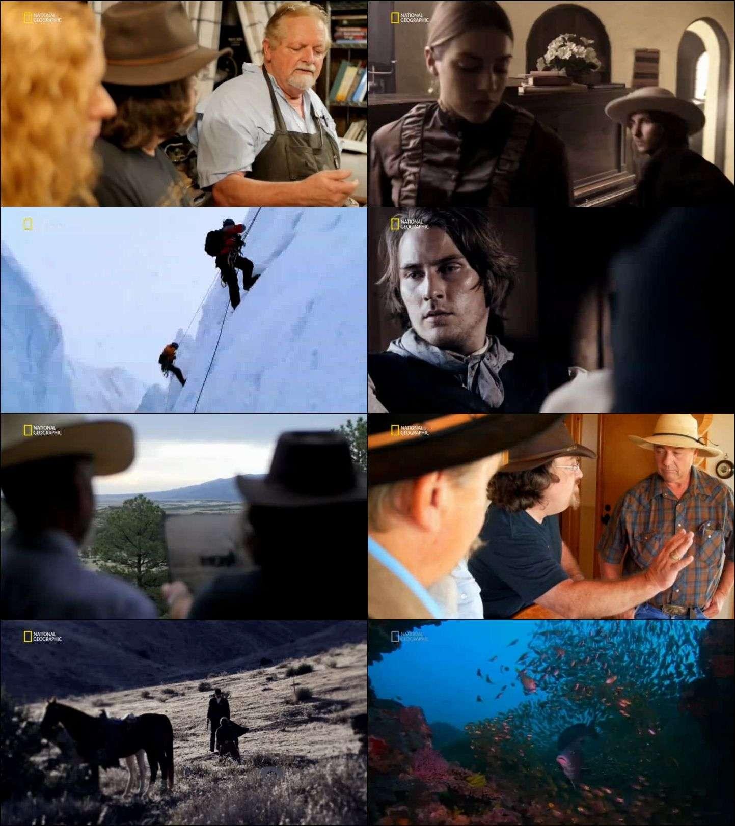 National Geographic Billy The Kid: Yeni Kanıt (2016) türkçe dublaj belgesel serisi indir