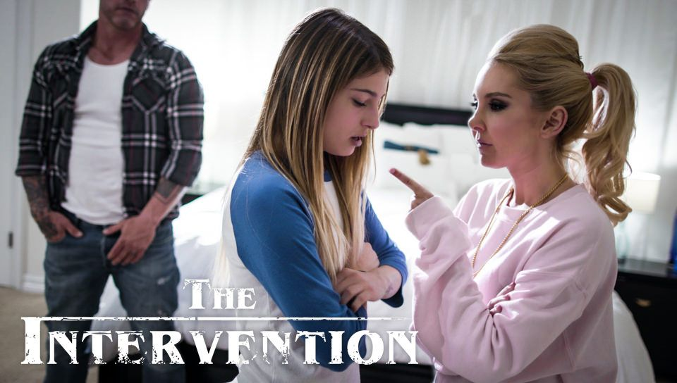[PureTaboo.com] Aaliyah Love, Kristen Scott (The Intervention / 05.06.2018) 720p |