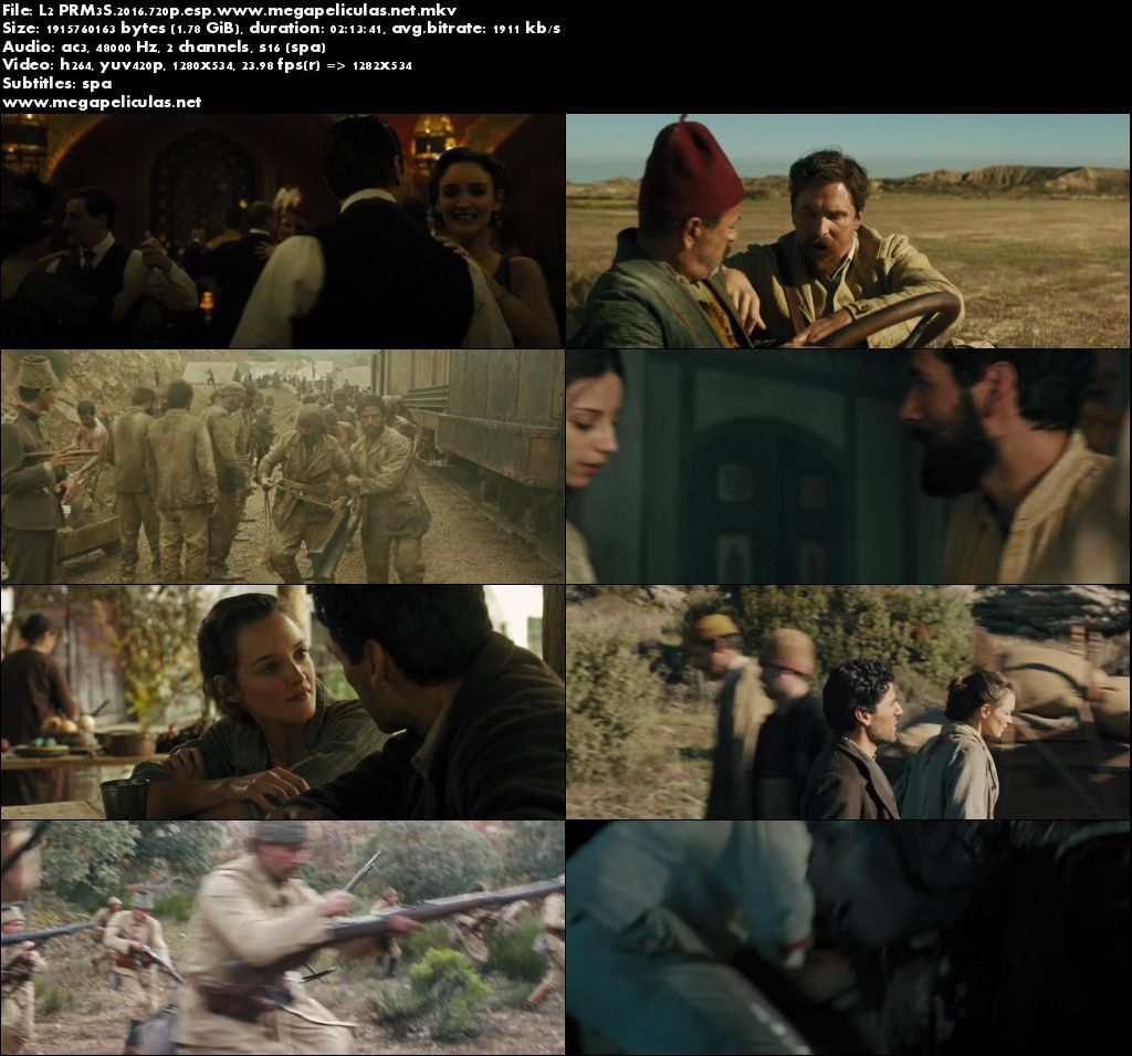 Capturas de La Promesa (2016) [BrRip 720p][Latino]