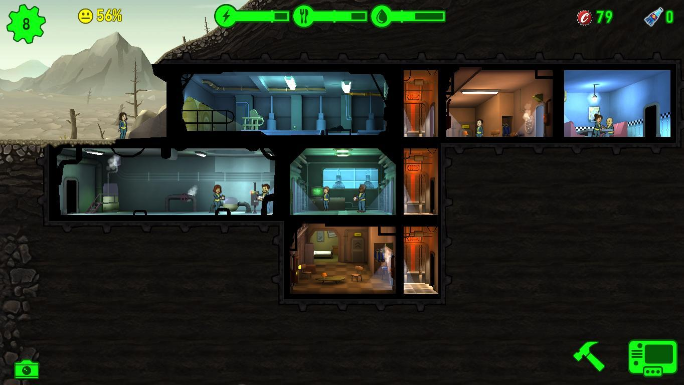 Fallout Shelter [v1.8.2] | PC | RePack от Saverneo