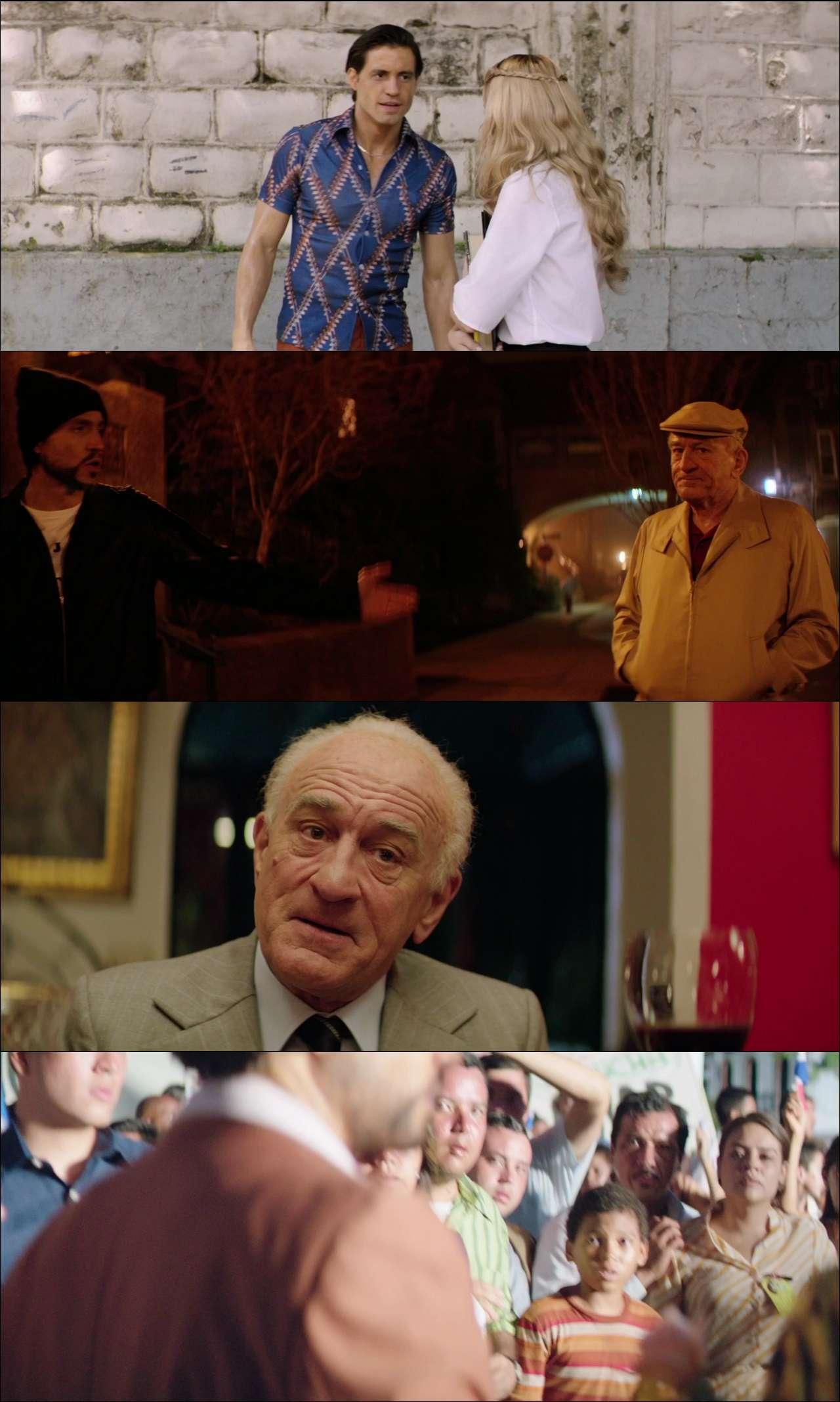 Demir Yumruk - Hands of Stone (2016) türkçe altyazılı film indir