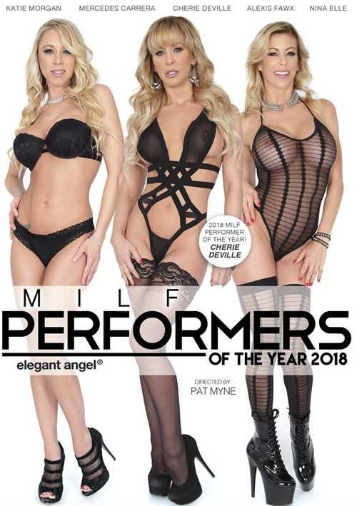 Исполнительницы Мамочек 2018 | MILF Performers Of The Year 2018