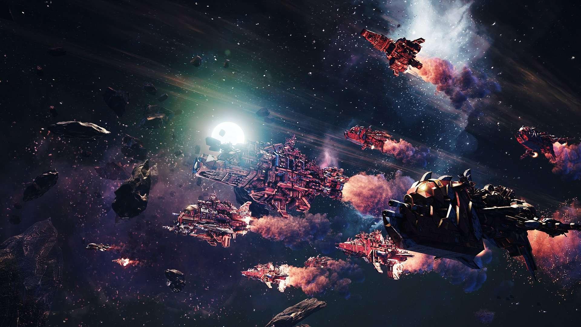 Battlefleet Gothic: Armada | PC | Лицензия