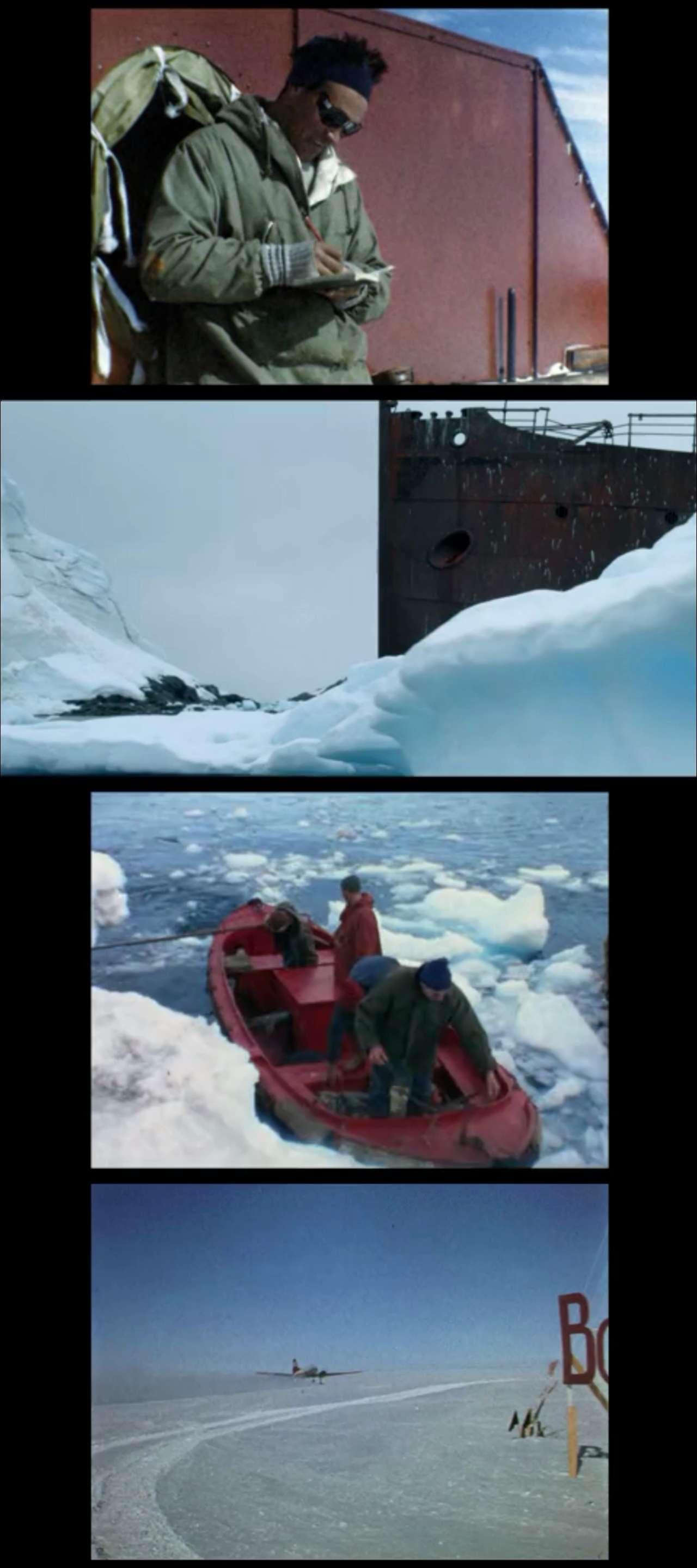 Buz ve Gökyüzü - Ice and the Sky (2015) türkçe dublaj hd film indir
