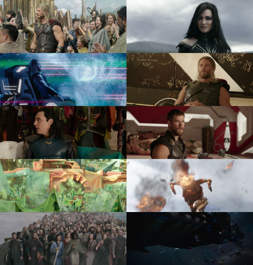 Thor: Ragnarok (2017) 720p BluRay DTS x264-SPARKS