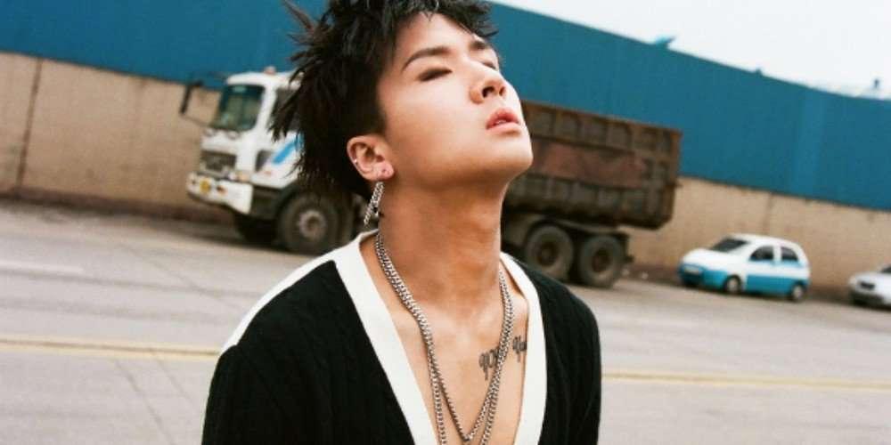 VIXX LR Unveil Sexy Concept Photos Of Ravi For Whisper