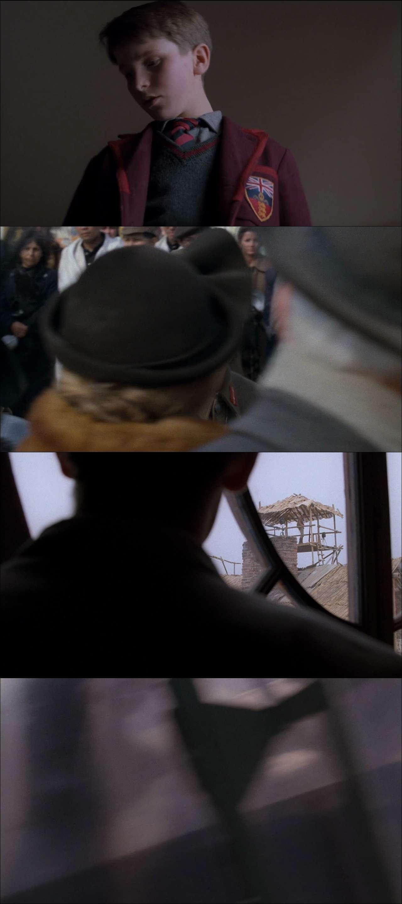 Güneş İmparatorluğu - Empire of the Sun (1987) türkçe dublaj hd film indir