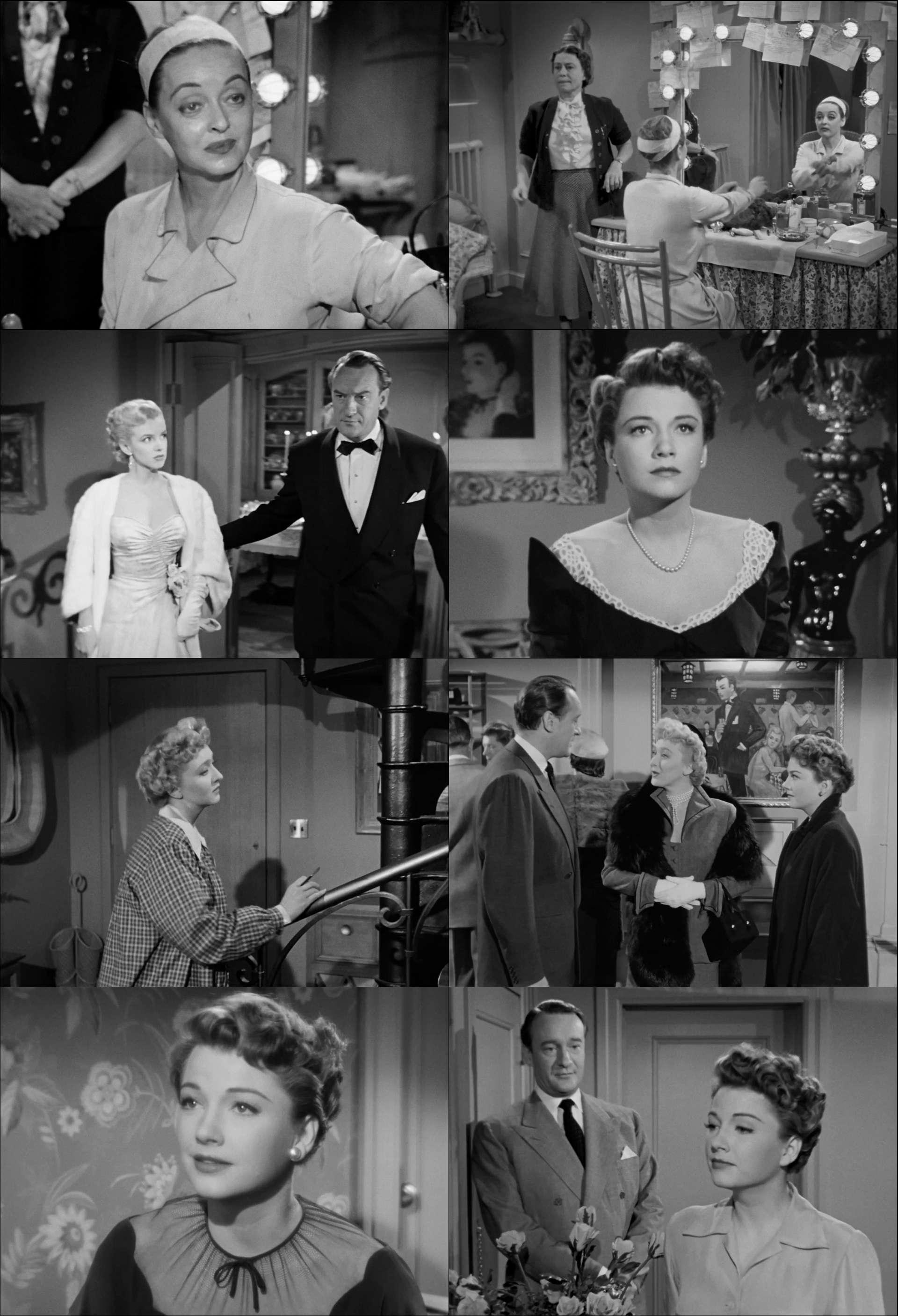 Perde Açılıyor - All About Eve (1950) türkçe dublaj nostaljik film indir