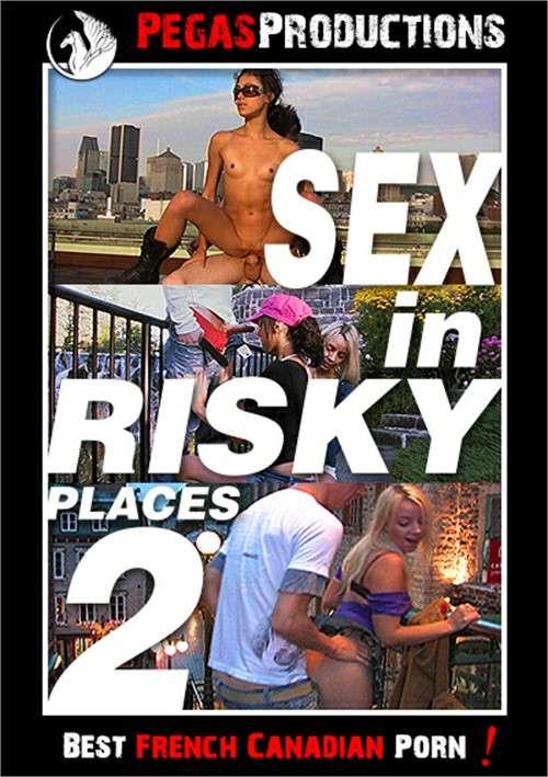 Секс в рискованных местах 2 | Sex in Risky Places 2