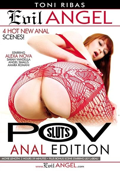 POV Sluts Anal Edition (Toni Ribas, Evil Angel) WEB-DL 1080p (Split Scenes) |